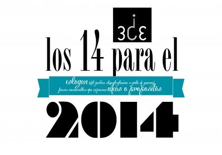 VIDEO LOS 14 PARA EL 2014
