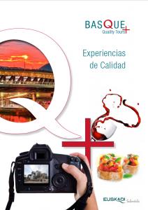 BASQUE + Experiencias turísticas